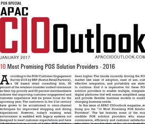 CIO Outlook Top 10