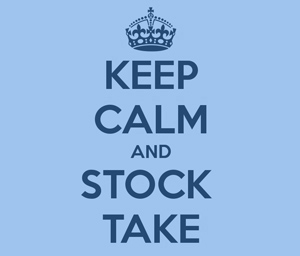 stocktake